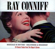 RAY CONNIFF - MUSICALS IN RHYTHN (NEW SEALED CD)
