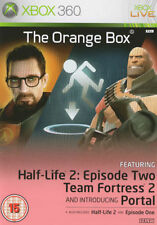 The orange box (demi-vie 2, portail, team fortress 2) XBOX 360 - 1st classe del
