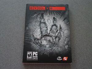 Evolve       PC DVD-ROM       New