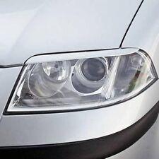 -= VW PASSAT B5 FL 3BG Headlight brows lids eyebrows eyelids = ABS = NEW =-