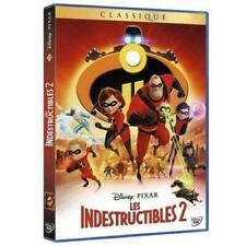 DVD *** LES INDESTRUCTIBLES 2 ***  Walt Disney N°121 ( neuf sous blister )