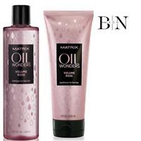 Matrix Oil Wonders Volume Rose Shampoo 300ml & Conditioner 200ml