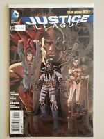 Justice League #28 Steampunk 1:25 Variant New 52 Dan Panosian Apr 2014 VF/NM