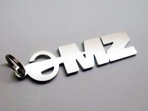 MZ Schlüsselanhänger ETZ ES TS ETS RT BK SX 125 150 175 250 251 301 350 MuZ  IFA