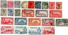 commonwealth stamps, gibraltar