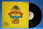 Autographed Hand Signed Cheech and Chong Record Album Cover LP