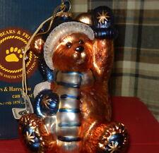 Boyds Bears Xmas Ornament