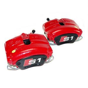Bremssattel Tuning Kit vorn Seat Ibiza 6J 6P Leon 1P VW Eos Beetle Jetta Passat