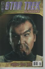 Star Trek Klingons #1 Blood Will Tell photo cover comic book TOS TV show series