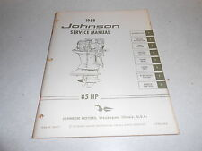85 hp evinrude outboard motor ebay 1968 85 hp johnson outboard motor repair service manual evinrude 85hp sciox Image collections