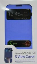 Samsung Galaxy S III S View phone cover Blue
