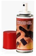 Wood Oil olio per parti in legno - Olio speciale no gas per finitura legni