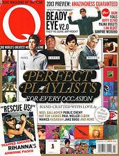 Q Magazine UK 319 February 2013 Perfect Playlists for Every Occasion RIHANNA