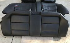BMW E36 M3 Coupe Factory Sports Vader Black Rear Leather Seats And Panels