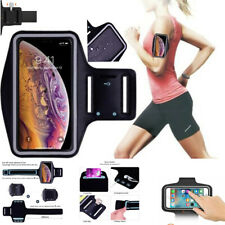 Sports Running Jogging Gym Armband Strap Case Holder Bag Fit For Galaxy Phones
