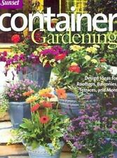 CONTAINER GARDENING : DESIGN IDEAS FOR ROOFTOPS BALCONIES TERRACES AND MORE