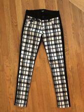 "Women's Hudson 24 ""Collin Vice Versa Skinny"" Denim Jeans. Inseam"