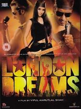 Ajay Devgan & Salman Khan' Hit Movie LONDON DREAMS Brand New Sealed Original DVD