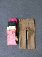 NEW Kids Girls Jeans Legging Chino Pants Adjustable size 1.2.3.4.6.8.10.12.14
