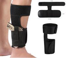 Concealed Ankle Leg Holster Carry Gun bag&Magazine Pouch for Pistol handgun