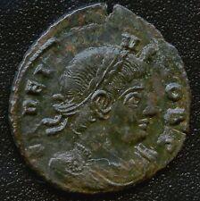 "Ancient Roman Coin "" Delmatius "" 335 - 337 A.D. (17 mm Diameter)"