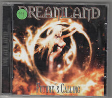 DREAMLAND - future's calling CD