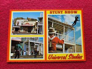 Universal Studios Stunt Show