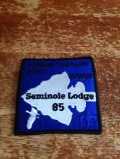 Seminole Lodge #85 2009 Spring Conclave OA Order of the Arrow 8-221