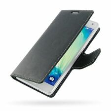 PDair Deluxe Leather Book Type Case for Samsung Galaxy A5 SM-A500F - Black