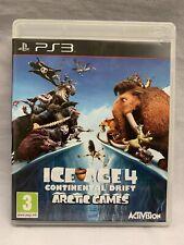 ICE Age 4 Juegos Ártico deriva continental (PS3 Playstation 3) Completa