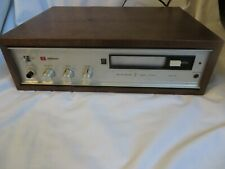 Vintage Hitachi Solid State 8 Track Stereo Player Tpq-115