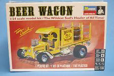 Monogram 1/24 Beer Wagon Plastic Model Kit 852453 Tom Daniel