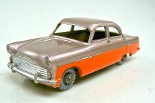 Matchbox RW 33A Ford Zodiac braunmetallic/orange noch ohne Scheiben