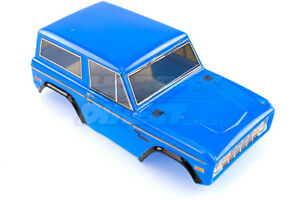 HSP 1/10 RC4 Rock Cruiser Truck Painted Blue Body Shell