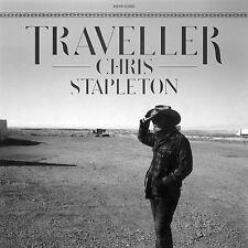 CHRIS STAPLETON : THE TRAVELLER  (Double LP Vinyl) sealed
