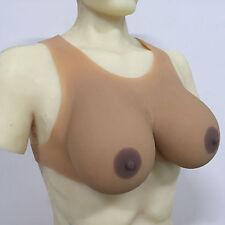 1600g Artificial Silicone Breast Form Crossdresser 4XL False Boobs TS Breast