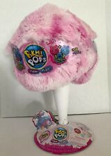 Pikmi Pops Surprise Cotton Candy New Flips Giant Reversible Kessie The Cat