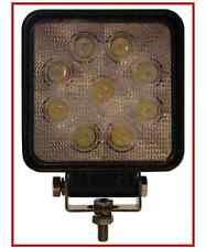 LED Lámpara de trabajo Lap-vueltas de 279 - 27 vatios