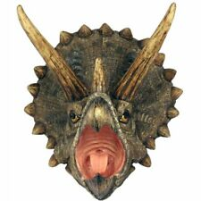 Triceratops Head / Trophy  / Wall Art / great for kids Bedroom wall decoration