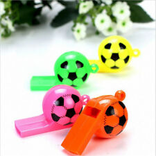 8pcs soccer football whistles pack party favors sports whistles birthday favorSE