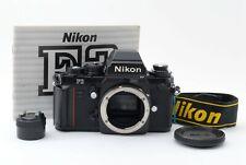 *N Mint* Nikon F3 HP 35mm SLR Film Camera Body w/ as-4 coupler, strap from JAPAN