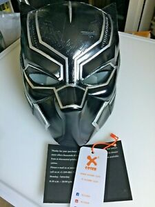Xcoser Black Panther Mask Captain America Civil Wars Cosplay Lights Not Working