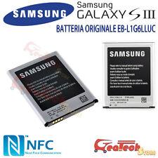 Batteria Originale 2100mAh Per Samsung Galaxy S3 NEO I9301 EB-L1G6LLU Nuova