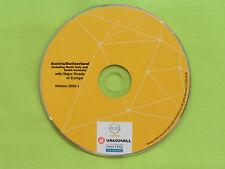 CD NAVIGATION OPEL NCDC NCDR ALPEN + EU 2005 ZAFIRA ASTRA H CORSA SIGNUM VECTRA