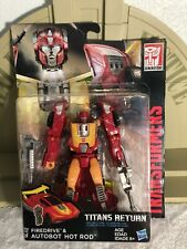 Transformers Titans Return HOT ROD.