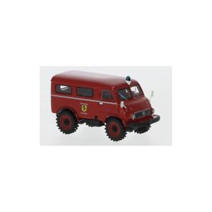 Brekina-87755  Unimog 402 Feuerwehr NEU OVP