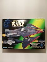 Vintage 1996 Kenner Star Wars The Power Of The Force Cruisemissle Trooper Sealed