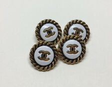 Chanel buttons - Listing for 4 Buttons