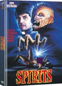 Spirits DVD (Mediabook) WMM Limited Edition Mediabook Fred Olen Ray 1990