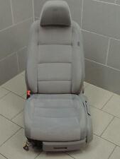 VW GOLF 5 1K KOMBI SITZ Fahrersitz VORNE LINKS VL STOFF grau (B1636)